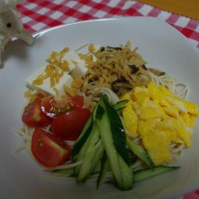 簡単☆中華素麺