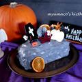 ハロウィン!泥んこケーキ