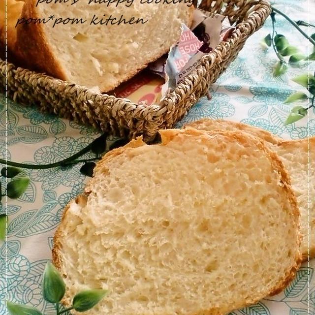 バナナとミカンのフルブラで☆食パン