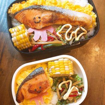 きりみちゃん弁当です!!