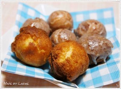 ホットケーキミックスで作るサクッとホロッなとろける揚げドーナツ