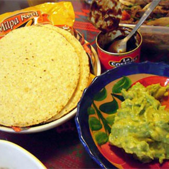 ラテン飯とタピオカクレープ