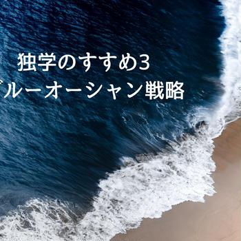 あなたの人生を変える★独学のすすめ③★~あなただけのブルーオーシャン戦略~