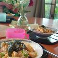 親子丼de朝ごはん。 by いっちゃん♪さん