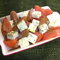 シャウレンチン☆トマトとチーズでイタリアン