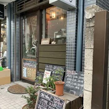久しぶりなcafe room basisAさん(20190106)