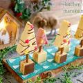 クリスマス当日でも間に合う!市販のお菓子で『クリスマスツリーのお菓子』 by 桃咲マルクさん