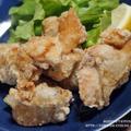 【スパイスレシピ】黒胡椒編:ブラックペパー香る鶏の塩から揚げ ~ カリッと揚がる衣のレシピ付。