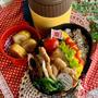 *オムレツ&生姜焼き弁当*