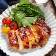 鶏の味噌しょうが焼き【#作り置き #お弁当 #下味冷凍 #ポリ袋 #揉んで焼くだけ #主菜】