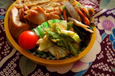 キャベツを使うお弁当用レシピ10選|お弁当のレシピ本