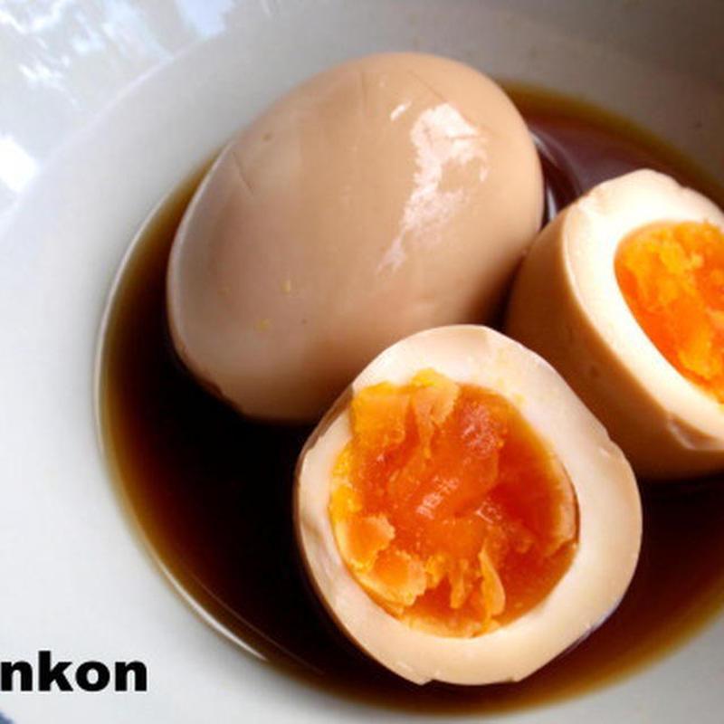 中華風がおいしい♪「煮卵」の味付けアイデア