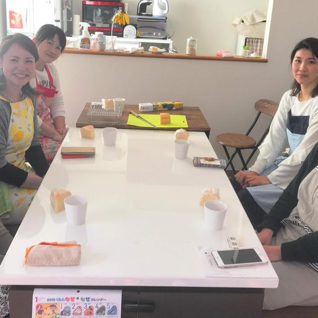 【レッスンレポート~スポンジケーキ&カレー(小麦・卵・乳不使用】