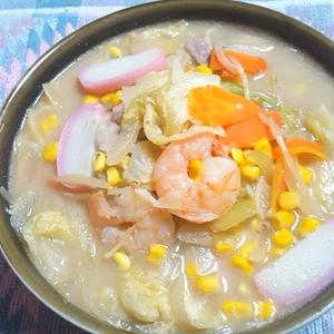 スープを買わなくても大丈夫!手作りちゃんぽんに挑戦してみよう!