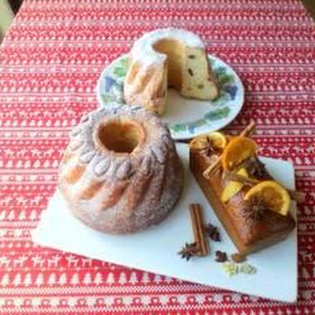 12月のパン「クグロフ・アルザシアン」と「パン・デピス」