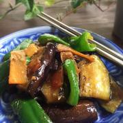 焼肉のタレと味噌で味付け簡単♪ナス炒め!とくらしのアンテナ