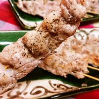 【レシピ】パーティメニューのネタになりそう!!【くねくね豚串】見た目楽しく!食べやすく!