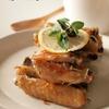 鶏スペアリブのローズマリー風味ロースト。