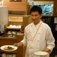 """<ガスト""""お箸で切れちゃうビーフシチュー゙プレミアム試食体験会>1"""