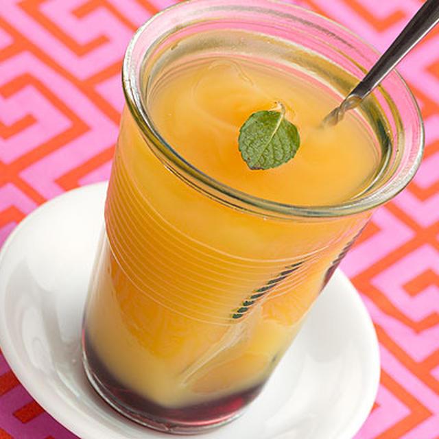カシスオレンジプーアル茶