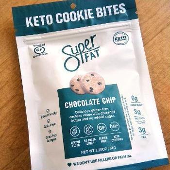 iHerb(アイハーブ)のほろほろ食感のチョコチップクッキー。(^。^)