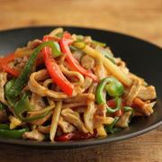 【レシピ】生姜焼きからチンジャオロースに変更願い