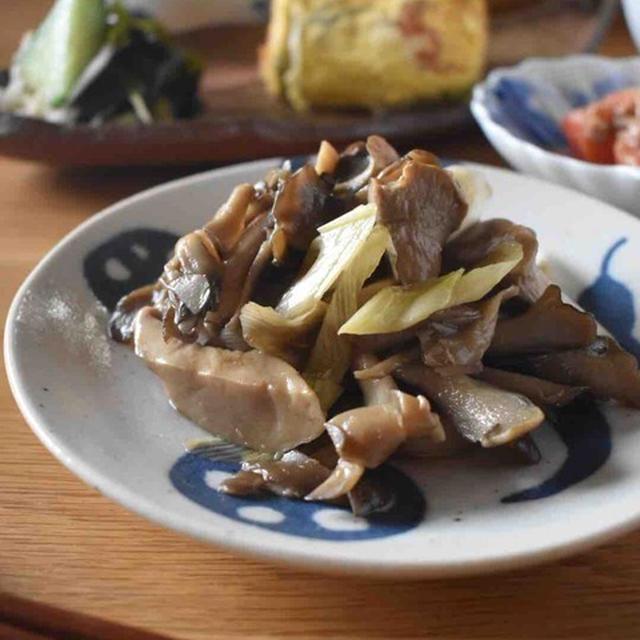 【レシピ】舞茸とエリンギの中華和え#レンジ調理#5分副菜#作り置き …ようやく食べられたものー。