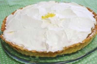 レモンパイを作りました。(だけど・・・)