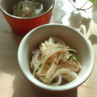 鶏肉と春雨のタイ風サラダ【スパイス大使】