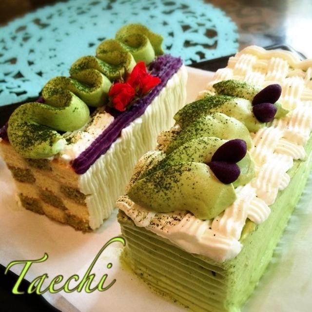 一年の成果 ケーキ Part1.ジェノワーズ