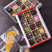 今年のチョコレート一粒一粒の味