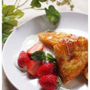 もちふわでおいしい♪ベーグルフレンチトーストを作ってみよう!
