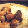 鶏肉とエリンギの柚子こしょう焼き・ねぎマヨソース by ヤスナリオさん