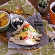 朝ごはん*日焼け止めスプレー始めました。日焼け止めを塗る理由とサンドイッチ朝ごはん