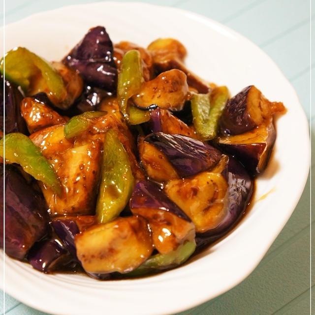 ナスの甘辛炒め✧*:・カツオの生姜焼き
