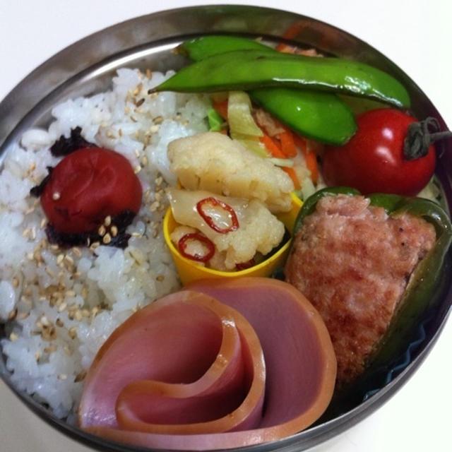 私の昼ご飯(o^^o)