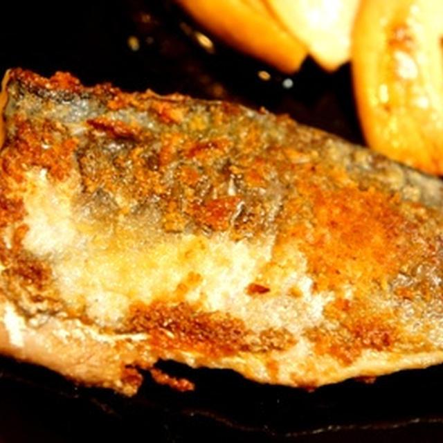 鰺のかりかりアーモンドプードルソテー、バイ貝のボンゴレ・ビアンコで平日なのに酔いどれ曜日