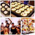 『お好み焼き&たこ焼きパーティー』♪ Okonomiyaki & Takoyaki Party