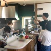 撮影中の裏話〜コーヒー当番〜