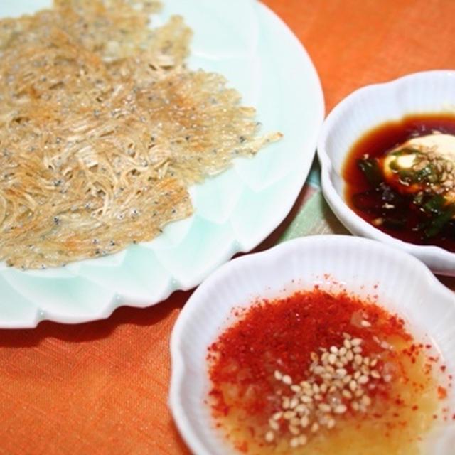 韓国のブームになった干物専門居酒屋ソース。