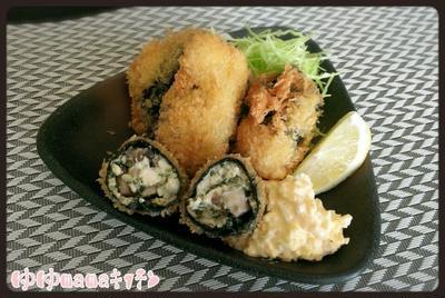 豆腐でなんちゃって牡蠣フライ