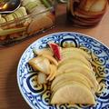 焼肉用大根の酢漬けサンムの韓国人気レシピ。サムギョプサルも巻いてさっぱり!
