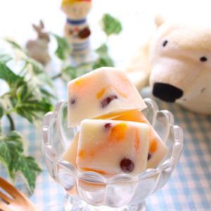 これこそ夏!なひんやりスイーツ♪「白くま風アイス」に挑戦しよう!
