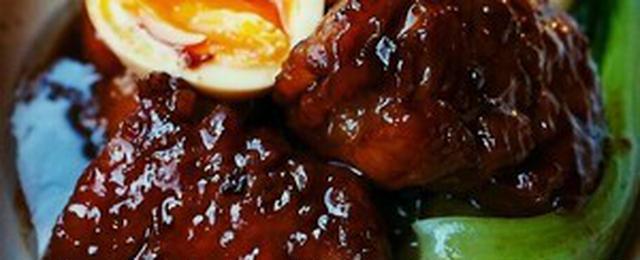 薄切り肉でもできる♪意外と簡単!角煮風レシピ