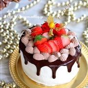ミニクリスマスcake