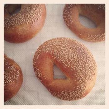 小麦胚芽のパン