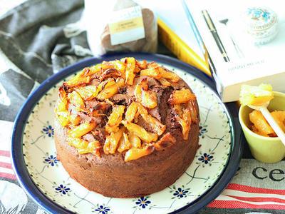 >グルテンフリーのチョコレートケーキ。 by ぱにみぬぅさん