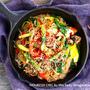 甘辛がクセになる、野菜たっぷりの簡単チャプチェ