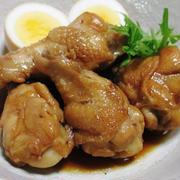 鶏手羽元の甘辛煮<カンタン♪うまうま>