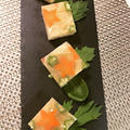 七夕☆ 素麺の寒天寄せ by ロココさん